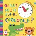 Fhiona Galloway - Quelle heure est-il, Crocodile ?.