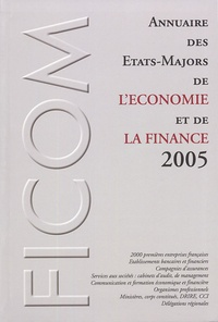 FICOM - Annuaire des Etats-Majors de l'Economie et de la Finance.
