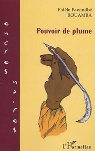Fidèle Pawindbé Rouamba - .