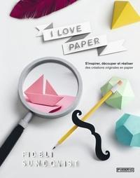 Rhonealpesinfo.fr I love paper Image