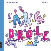 Fidjie Martell et Pierre Girard - L'ABC drôle.