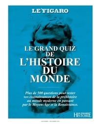 Figaro Le - Le grand quiz de l'histoire.