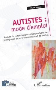 Filem Jomago - Autistes : mode d'emploi - Analyse du comportement autistique d'après des témoignages de personnes autistes et de proches.