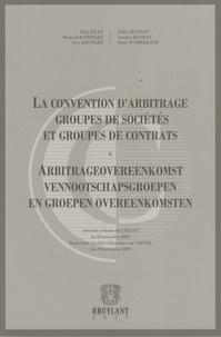 La convention darbitrage Groupes de sociétés et groupes de contrats.pdf