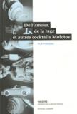 Filip Forgeau - De la rage, de l'amour et quelques cocktails molotov !.