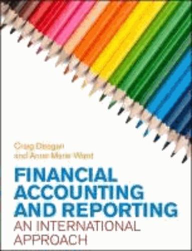 Financial Accounting - An International Approach.
