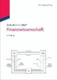 Finanzwissenschaft.