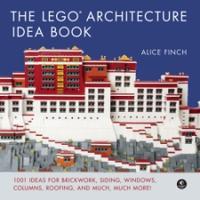 FINCH ALICE - The Lego architecture idea book.