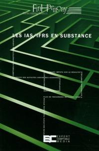 FinHarmony - Les IAS/IFRS en substance.