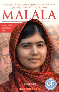 Fiona Beddall - Malala. 1 CD audio