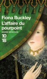 Fiona Buckley - L'affaire du pourpoint.