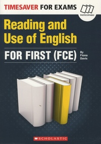 Fiona Davis - Reading and Use of English for First (FCE) - Photocopiable.