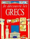 Fiona MacDonald et David Salariya - Je découvre les Grecs.