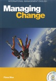Fiona Mee - Managing Change. 1 CD audio