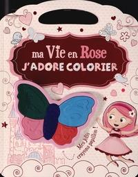 Fiona Munro - Ma vie en rose - J'adore colorier.