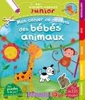 Fiona Munro - Mon premier cahier de dessins - Les bébés animaux.