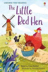 Fiona Patchett - The Little Red Hen.