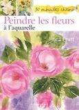 Fiona Peart - Peindre les fleurs à l'aquarelle.