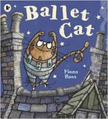 Fiona Ross - Ballet Cat.