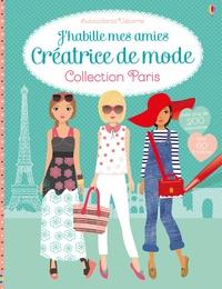 Fiona Watt et Stella Baggott - Créatrice de mode, collection Paris.