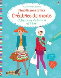 Fiona Watt et Stella Baggott - Créatrice de mode - Collections automne et hiver.