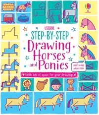 Fiona Watt et Candice Whatmore - Drawing Horses and Ponies.