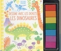 Fiona Watt et Candice Whatmore - Les dinosaures.