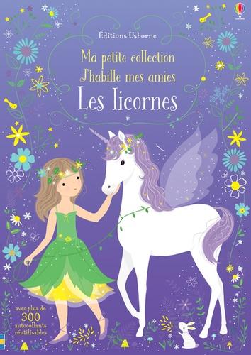 Fiona Watt et Lizzie MacKay - Les licornes.
