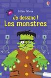 Fiona Watt et Non Figg - Les monstres.