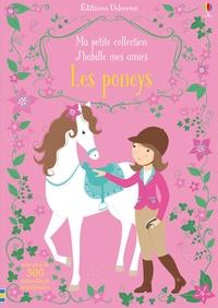 Fiona Watt et Lizzie MacKay - Les poneys.
