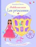 Fiona Watt et Vici Leyhane - Les princesses.