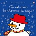 Fiona Watt - Où est mon bonhomme de neige ?.