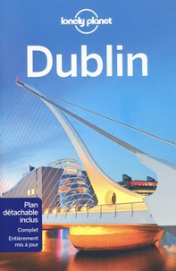 Fionn Davenport - Dublin. 1 Plan détachable