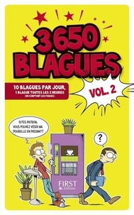 First - 3 650 blagues.