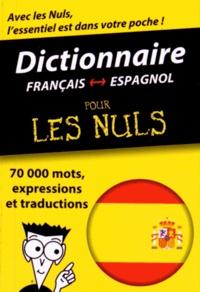 Dictionnaire français-espagnol pour les nuls.pdf