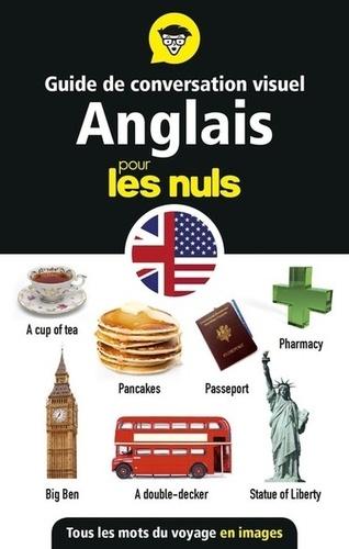 First - Guide de conversation visuel anglais pour les nuls.