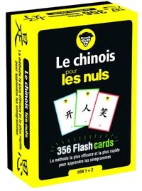 First - Le chinois pour les nuls - 356 Flashcards, la méthode la plus efficace et la plsu rapide pour apprendre les sinogrammes, HSK 1 + 2.