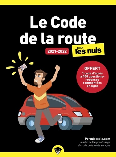 Le code de la route pour les nuls  Edition 2021-2022
