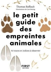First - Le petit guide d'observation des empreintes.