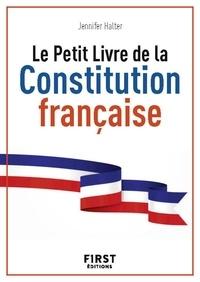 Téléchargement gratuit de nouveaux livres électroniques Le petit livre de la constitution française FB2 en francais