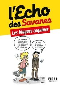 First - Les blagues coquines - L'Echo des savanes.