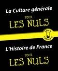 First - Pack 100% Culture Générale Pour les Nuls.
