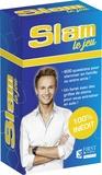 First - Slam le jeu - Contient : 95 cartes, 1 livre.