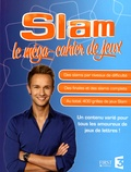 First - Slam le méga-cahier de jeux.