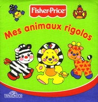 Fisher-Price - Mes animaux rigolos.