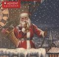 Flame tree publishing - Snowy Santa Claus Advent Calendar.