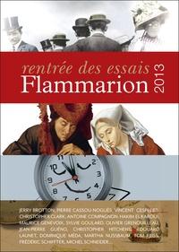 Flammarion - Rentrée des essais Flammarion 2013.