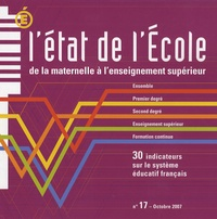 DEPP - 30 indicateurs sur le système éducatif français.