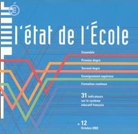 DEPP - 31 indicateurs sur le système éducatif français.