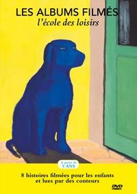 Nadja et Yvan Pommaux - 8 histoires filmées pour les enfants et lues par des conteurs - A partir de 5 ans. 1 DVD